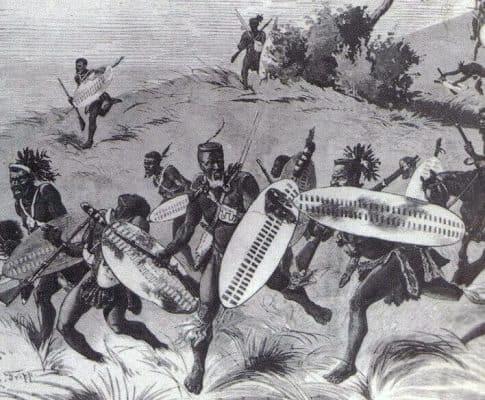 King Shaka Zulu Ruthlessly Massacred 2 Million Fellow Africans alienstips