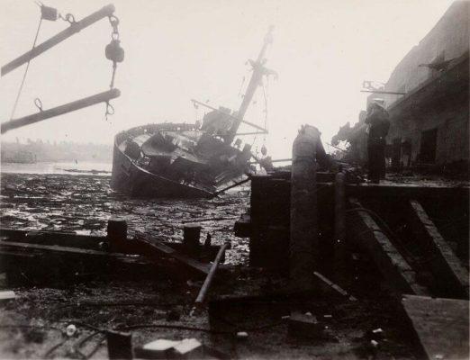The 1947 Texas City Disaster Blew up 600 Souls in Galveston alienstips
