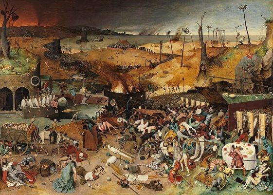 The Black Death Killed Up to 200 Million Worldwide alienstips