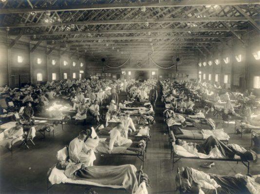 The Spanish Flu Killed 50 Million People in 1918 alienstips