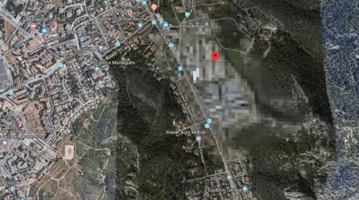 9 places that never appear on Google Maps (photos) aliens tips 6. Baumetz Prison alienstips.com
