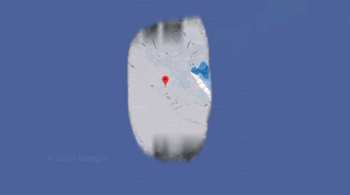 9 places that never appear on Google Maps (photos) aliens tips 2. Janet Island alienstips.com