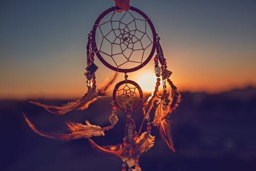 What Is a Dream Catcher and How Does it work? - Alienstips.com Have You Ever Wondered... How do dream catchers catch dreams? What is a dream catcher made of? Can you make your own homemade dream catcher?