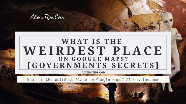 Llascaux-cave-What is the Weirdest Place on Google Maps? Alienstips.com Vatican-Secret-Archives