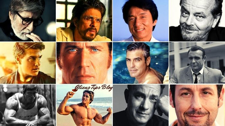 Top 15 Richest Actors in the World 2019 list. Aliens tips Shah Rukh Khan Tom Cruise George Clooney Mel Gibson Adam Sandler Amitabh Bachchan Jack Nicholson Sylvester Stallone Arnold Schwarzenegger Mary-Kate & Ashley Clint Eastwood Jackie Chan Keanu Reeves Sean Connery Tom Hanks