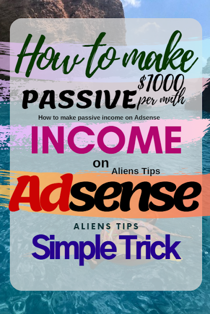 """What is AdSense?   How to apply in Google AdSense?   how to get accepted in Google AdSense? """"Aliens Tips"""" AdSense is a program established by Google enables, you to make and earn money!! which, allows publishers to serve automatic text, image, video, and rich media adverts that are targeted to site content and audience. Google AdSense allows bloggers and website owners to make money by displaying Google ads. You probably have seen the ads all over the place in our Blog 'Aliens Tips', including in Google search results. Google gets the largest amount and you get a small percentage if you are interested to know other ways that I actually use to make the passive income here is some tips like how actually make money with your Blog?"""