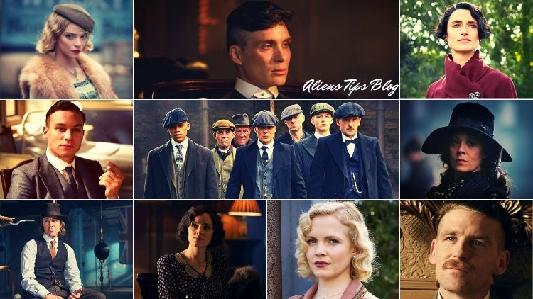 """Peaky Blinders best Netflix series Aliens tips hot and sexy Peaky Blinders, the well-wrought BBC and Netflix production about a family of gangsters in interwar England, is a veritable who's-who of talent from across the pond. Cillian Murphy, whom you probably know best as Scarecrow from the Dark Knight trilogy or as the star of Danny Boyle's 28 Days Later and Sunshine, heads a clan that includes a Malfoy matriarch and one of the bad guys from The Revenant. As for each season's guest stars and recurring characters? Like all other shows with loads of British actors, they're either people you know from Harry Potter or Game of Thrones -- unless they're Tom Hardy. The show's fifth season adds even more new and recognizable faces to the mix, so we've compiled a list of all the Peakies you might see and wonder, """"I know that guy... but from where??"""" More: Here's what to remember before you fire up Peaky Blinders Season 5 Cillian Murphy"""