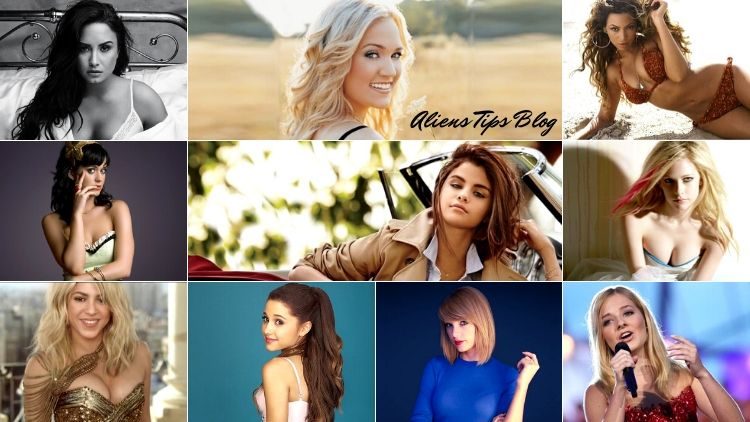 Hottest Female Singers