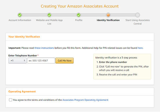 .How to Become an Amazon Affiliate? aliens tips 1. Create a website or blog. 2. What do I need to earn money with Amazon? Creating an Amazon Affiliate Link Social Media and profit from Amazon: Registration on Amazon: